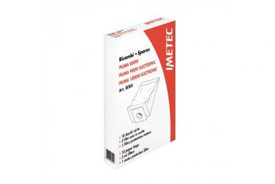 Kit sacchetti e filtri per scopa elettrica IMETEC PIUMA