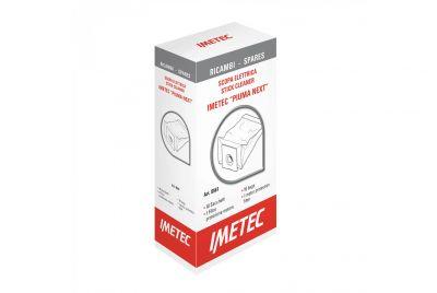 Kit sacchetti e filtro per scopa elettrica IMETEC PIUMA