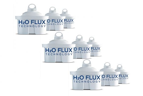 Kit cartucce filtranti IMETEC Acqua